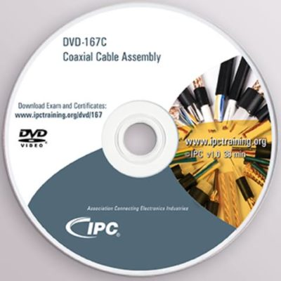 DVD-167C: Coaxial Cable Assembly