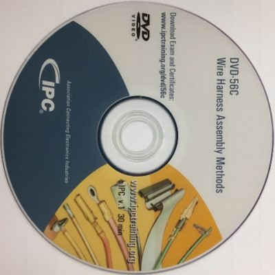 DVD-56C Wire Harness Assembly Methods Training Materials