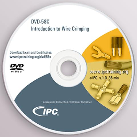 DVD-58C: Introduction to Wire Crimping