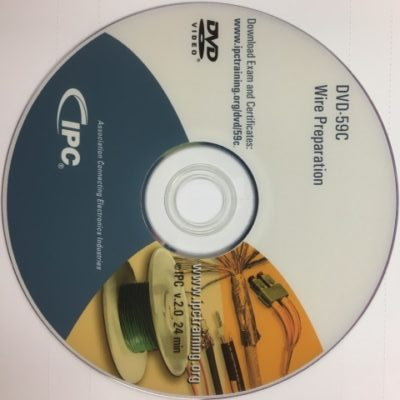 DVD-59C Wire Preperation Training Materials