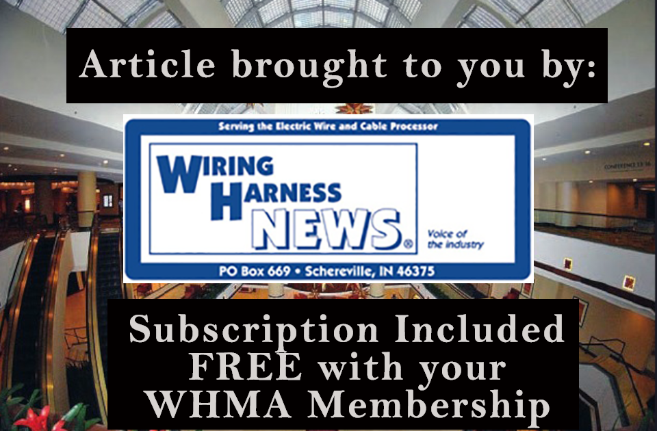 WHMA conf image 2017 whma conference wiring harness manufacturer's association wiring harness news at gsmx.co