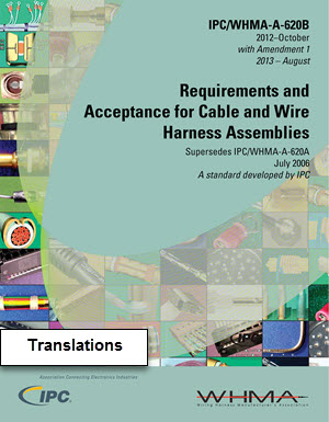 IPC/WHMA-A-620B Translations