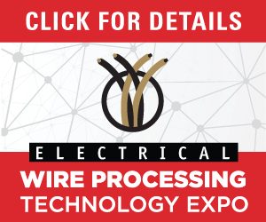 Visit WHMA at the Electrical Wire Processing Technology Expo
