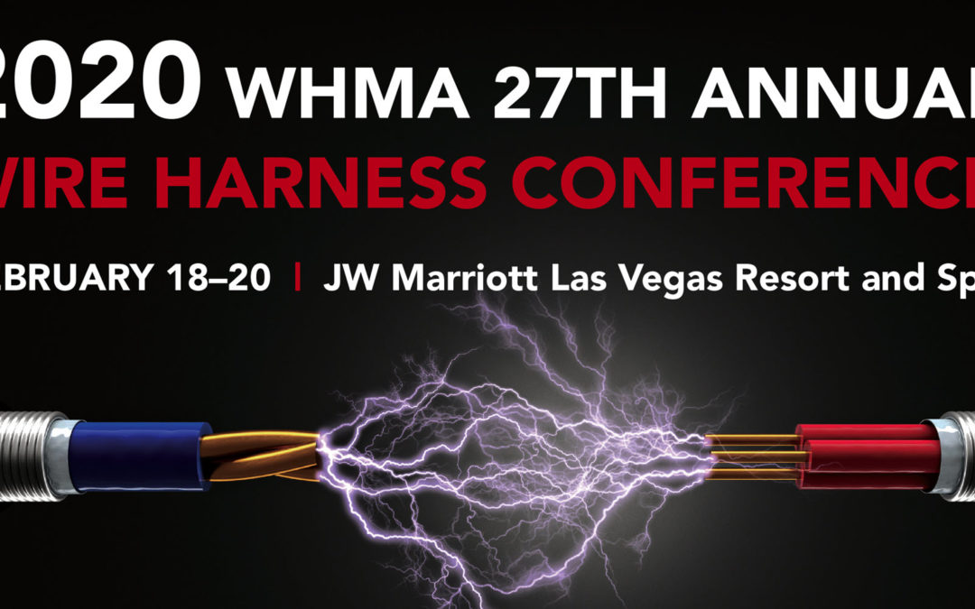 WIRED IN – 2020 WHMA ANNUAL WIRE CONFERENCIA ANUAL